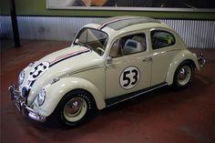 """1963 Volkswagen Beetle """"Herbie"""""""