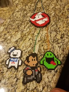 Ghostbusters wind chime