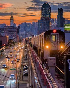 "17.8k Likes, 147 Comments - Elena (@pictures_of_newyork) on Instagram: ""New York... Wonderful shot by Matthew @matthewchimeraphotography #picturesofnewyork"""