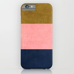 three+stripes+-+classic+iPhone+&+iPod+Case+by+Her+Art+-+$35.00