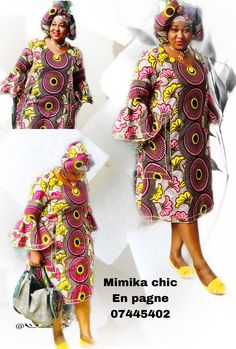 Myself African Dresses For Women, African Print Dresses, African Print Fashion, African Attire, African Fashion Dresses, Ankara Styles For Women, Ankara Dress Styles, African Blouses, Ghanaian Fashion