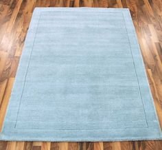 The York collection is beautifully simple, offering plain fashionable colours in a large range of sizes and a handloomed wool pile. Duck Egg Blue Green, Duck Egg Blue Rugs, New Living Room, Living Room Kitchen, Modern Rugs Uk, Conservatory Furniture, Bookcase Storage, Buy Rugs, Bedroom Colors