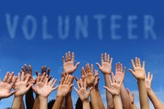 This week all over the country, we celebrate Volunteer Week and recognize the incredible contributions of the more than 64 million Americans who freely give their time, talent and energy. Repin if you Volunteer!!