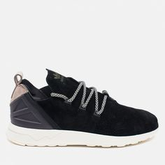 Кроссовки adidas Originals ZX Flux ADV X Core Black/White