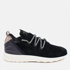 Кроссовки adidas Originals ZX Flux ADV X Core Black/White
