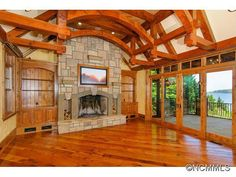 Nice addition to any existing log home! www.woodspecialist.com