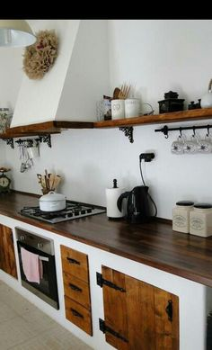 My lovely kitchen White Kitchen Cabinets Backsplash Kitchen Lovely Cozy Kitchen, Rustic Kitchen, Country Kitchen, New Kitchen, Kitchen Decor, Kitchen White, Kitchen Hair, Kitchen Ideas, Kitchen Styling