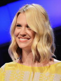 Blonde Medium Length Hairstyles for Women