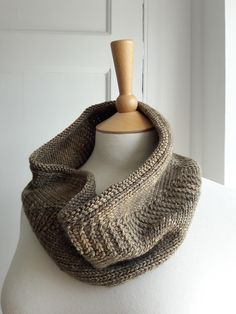 Ravelry: Polder pattern by Anni Howard from the Ebb and Flow collection Knit In The Round, Knitting Designs, Hand Knitting, Ravelry, Stockings, Stitch, Cowls, Flow, Patterns