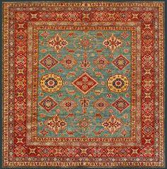 Pakistani Kazak Oriental Rug #42186