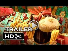 """Book of Life (2014) Movie. Watch the official trailer of the movie """"Book of Life"""".  Directed by Jorge R. Gutiérrez. Staring Diego Luna, Zoe Saldana, Channing Tatum and others"""