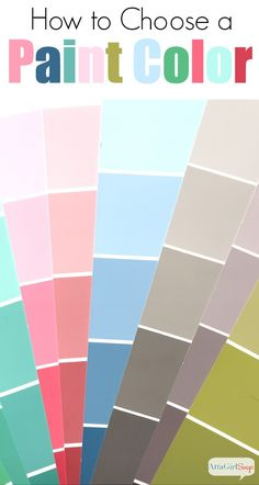I'm on a mission to cure painting paralysis and white walls syndromes. These 12 Tips for Choosing Paint Colors will make ensure you find the perfect color every time. No moe painting do-overs
