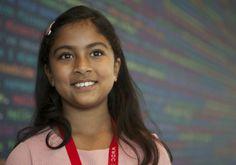 Conheça a programadora de 9 anos que foi a um evento da Apple