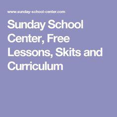 Sunday School Teacher Resume Children's Sunday School Object Talks  Preschool  Child Of God .