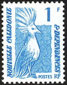 Kagu stamps - mainly images - gallery format