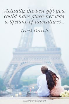 Actually, the best gift you could have given her was a lifetime of adventures... #travelquotes #travel #quotes