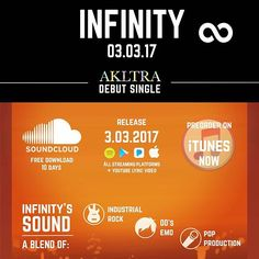 Press infographic preview🎉📖🔮 Pre-order here: https://itunes.apple.com/us/album/infinity-single/id1208276798 #music #newmusic #newmusicalert #musicblog #musicblogger #infographic #love #like #instagood #countdown #preorder #musicproduction #musicproducer #news