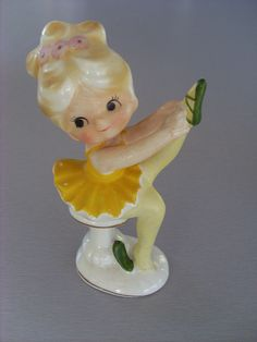 Cute vintage figurine