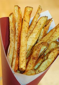 Skinny Oven Fries – Weight Watchers......Serves 4......... 5 SmartPoints OR 4 PointsPLus per serving More