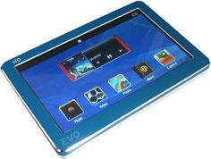 EvoDigitals Blue 16GB 4.3″ Touch Screen MP3 MP4 MP5 Player With TV OUT Equaliser – Videos | Music | Pictures | Ebooks |   More!