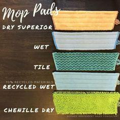 New Mop Pads