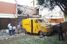 Quadrilha rouba cerca de r$ 125 milhões em assalto na fronteira do Paraguai com o Brasil