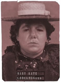 If I got arrested in 1864 #NYC, this would be my #mugshot. http://c.bbca.me/4mzs Try the app yourself (via @CopperTV and @BBCAmerica)