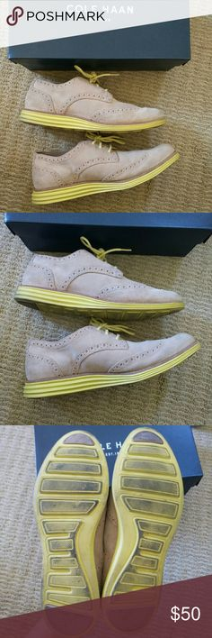 Cole Haan Oxfords 7 Great condition. Only used a few times. Will ship with a box. Taking offers. Cole Haan Shoes