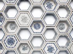 Hexagon by Rut Bryk Ceramic Art, Foundation, Ceramics, Collection, Museum, Ceramica, Pottery, Foundation Series, Porcelain
