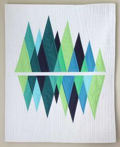 Mini-Wavelength {RJR Fabrics: What Shade Are You?}