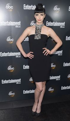 """Krysten Ritter (""""Don't Trust the B---- in Apartment 23"""") attends the Entertainment Weekly and ABC Upfront VIP Party at Dream Downtown on May 15, 2012 in New York City."""