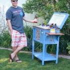 Ana White | Wood Cooler by Birds and Soap - DIY Projects
