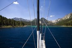 Queen Tahoe Boat Ride ~ Lake Tahoe, California
