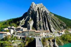 La Beaume à Sisteron - Alpes de Haute Provence 04