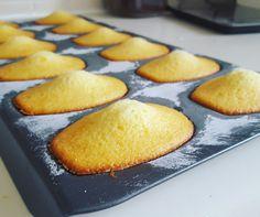 fresh batch madeleine
