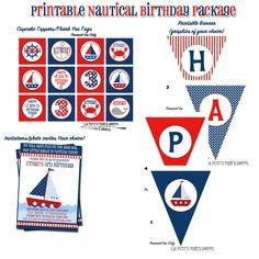 printable nautical