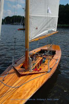 klepper fam jolle jollenkreuzer segelboot in niedersachsen. Black Bedroom Furniture Sets. Home Design Ideas