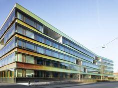 Universitäts-Kinderspital beider Basel UKBB   Schweizer Baudokumentation