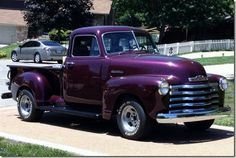 Vintage Trucks Classic 1949 Chevrolet Truck More - Vintage Pickup Trucks, Classic Pickup Trucks, Vintage Cars, Hot Rod Trucks, Cool Trucks, Cool Cars, Lifted Trucks, Lifted Chevy, 4x4 Trucks