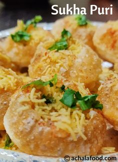 Sukha Puri Recipe #15-MinRecipes #Appetizers #BachelorRecipes #ChaatRecipes #KidsSpecial #NoCookRecipe #NoOnionNoGarlic #SideDish #Snacks #SpicyRecipes #StreetFood