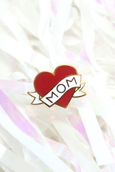 Mom Lapel Pin - SAD TRUTH SUPPLY