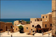 "Jaffa, city called ""Joppa"" in the Bible"
