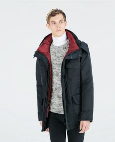 Image 3 of PARKA from Zara