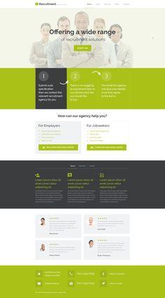 Website Template , Public Relations
