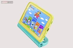 Samsung launches 7-inch Galaxy Tab 3 Kids tablet