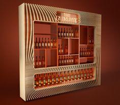 POS materials for alcohol brands Pos Display, Bottle Display, Wine Display, Display Design, Display Shelves, Pos Design, Retail Design, Wine Shop Interior, Alcohol Store