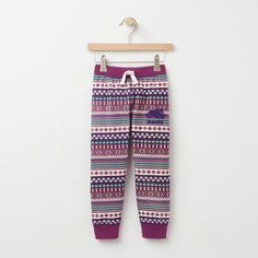 Toddler Sparrow Printed Bottom | Roots