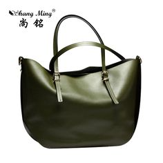 c6929d432e Cheap genuine leather bag, Buy Quality women hand bags directly from China leather  bag Suppliers: 2017 Women Handbag Real Genuine Leather Bag high quality ...