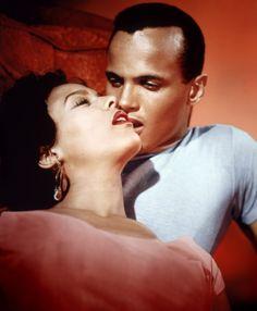 Dorothy Dandridge and Harry Belafonte for Carmen Jones (1954).