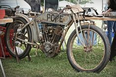 Wauseon National Motorcycle Show and Swap Meet 2014